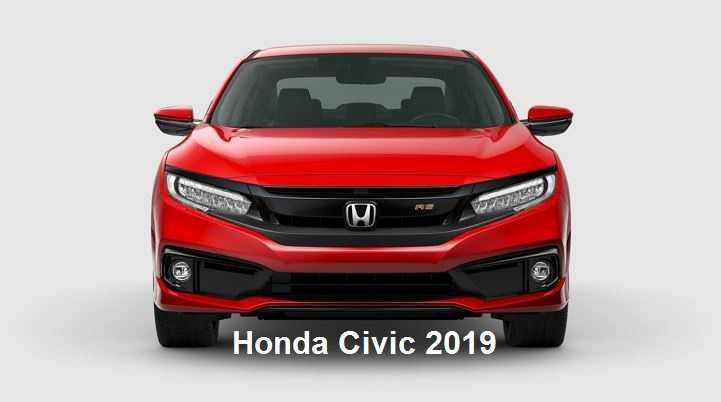 Honda Civic 2019 giới thiệu các phiên bản mới 04/03/2019