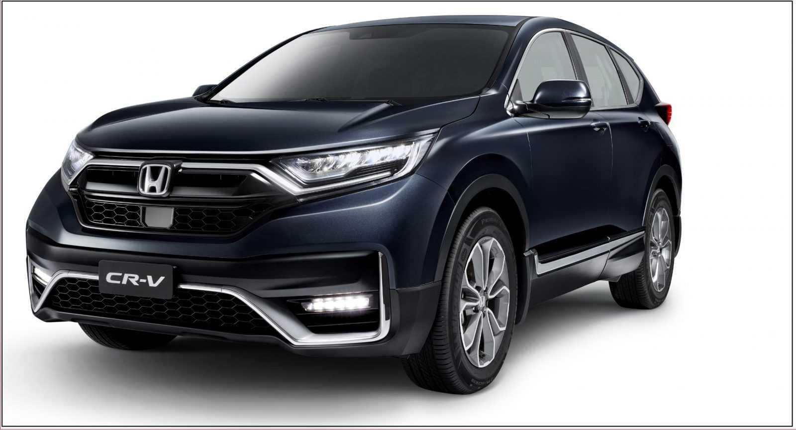 Honda CR-V 2020 Mới